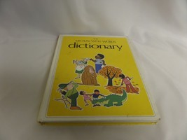 THE-MY-FUN-WITH-WORDS-DICTIONARY-HARDCOVER-BOOK 1 A-K  BOOK 2 L-Z - $14.90
