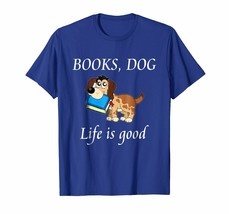 Teacher Style - Read book with a dog shirt book lover shirt librarian sh... - £15.30 GBP+