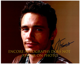 JAMES FRANCO  Authentic Original  SIGNED AUTOGRAPHED PHOTO w/ COA 45073 - $40.00