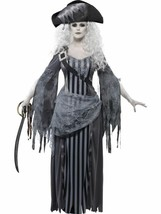 Ghost Ship Princess Costume,AU Size 12-14,Halloween Ghost Ship Fancy Dre... - £35.46 GBP
