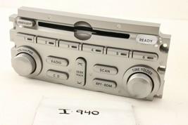 New Radio Control Face Mitsubishi Galant 08-12 6 Disc MP3 Display Oem Gray - $99.00