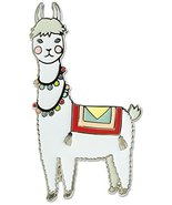 Llama - Hard Enamel Pin (Cloisonne Pin) [Hardcover] Inc. Peter Pauper Press - $9.99