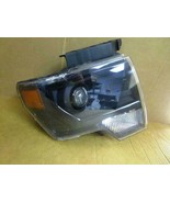 OEM 2013-2014 Ford F150 RH Right Passenger Side Xenon Smoked Headlight Lamp - $395.01
