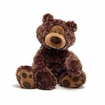 "GUND Philbin Teddy Bear Stuffed Animal Plush, Chocolate Brown, 18"" (18"") - $39.46"