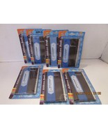 LOT OF 7 LITTLE BLACK BOOK -- ADDRESS BOOK NEW IN PACKAGE CLOSEOUT - $3.46