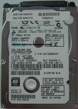 """320GB 5400 SATA Hard Drive 2.5"""" 7MM HTS545032A7E380 Hard Drive"""