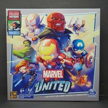Marvel United Board Game IN HAND Walmart Exclusive Venom Spin Masters CMON - $79.99