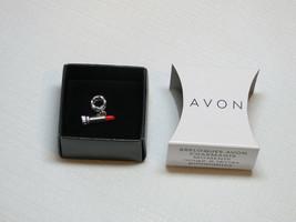 Damen Avon Reizend Momente Avon Charms Lippenstift Hut F3690681 Nip - $10.68