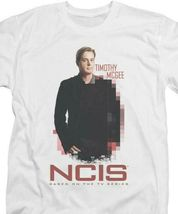 NCIS Timothy McGee computer crime specialist TV series graphic tee CBS1220 image 3