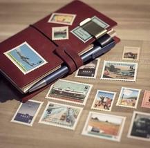 Aikeen® 10pcs Vintage Travelling Sticker Scrapbooking Adhesive Sticker S... - $22.50