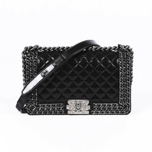 Chanel Medium Chained Boy Bag - $4,910.00