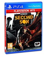 Infamous Second Son (PS4) [video game] - $22.76