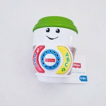 Fischer Price Baby Coffee Cup Lights & Sounds Learning Toy - $15.67