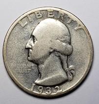 1932S George Washington Quarter 90% Silver Coin Lot# 818-53