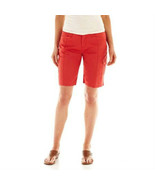 Lee Comfort Fit Bermuda Coral Reef Shorts Size 8M Msrp $50.00   - $16.99