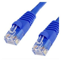 7Ft Cat5 Network Lan Ethernet Internet Patch Cable Blue A5