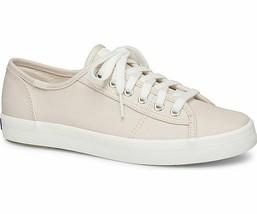 Keds WF59236 Women's Kickstart Shimmer Chambray Petal Pink Shoes, 6.5 Med - £31.99 GBP