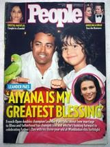 People Jul 2009 Leander Paes Angelina Brad AR Rahman Ahana Brooke Shield... - $4.99