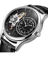 MEGIR 2017 Military Stay Quartz Watches Leather Strap Clock Mechanical A... - $59.36