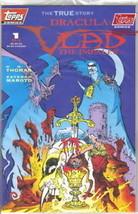 Dracula: Vlad the Impaler Comic #1, Topps 1993 NEW UNREAD - $2.99