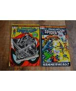Amazing Spider-Man #113 114 Doctor Octopus Hammerhead (Marvel, 1972) Lot... - $33.85