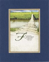 Inspirational Plaques  Faith is being sure of what we hope for and certain of wh - $11.14