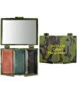 Camouflage Military Compact Face Paint (3 Color) - $9.29