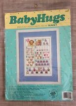 Dimensions Baby Hugs From Sunset Lion & Friends Counting Chart Cross Stitch Kit - $27.99