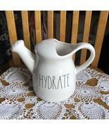 Rae Dunn HYDRATE watering can Farmhouse NWT - $24.75