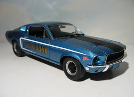 ~ 1968 Ford Mustang 2+2 - Go Go Gone - NHRA Pure Oil Dragster  1:18 diec... - $39.95