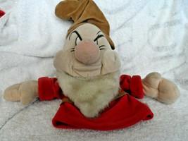"13"" Disney Grumpy Golf Club Plush Head Cover Snow White & The Seven Dwarfs  - $65.00"