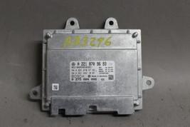 13 14 MERCEDES S500 S600 CL550  ECU NIGHT VISION CONTROL MODULE A2218709... - $56.09