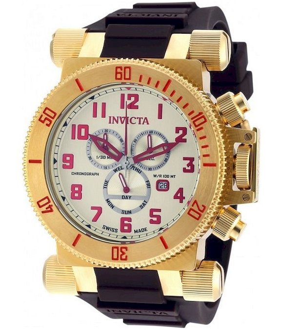 Invicta Watches Men's Watch Coalition Forces Chronograph 18730