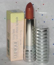 Clinique Long Last Soft Shine Lipstick in Ginger Bronze - NIB - $24.98
