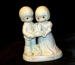 Precious Moments To Have and To Hold 163791 AA-191980 Collectible image 2