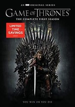 Game of Thrones: Season 1 DVD