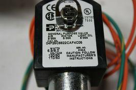 Parker 04F25C6622CAF4C05 Solenoid General Purpose Valve Gold Ring Series New image 3