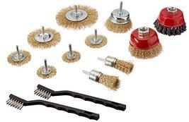 IIT 82430 Wire Wheel Brush Set (13 Piece) - $24.75