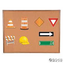 Road Construction Bulletin Board Cutouts  - $5.74