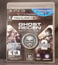 PS3 Playstation 3 Tom Clancy's Ghost Recon Anthology PS3 Video Game - $11.88