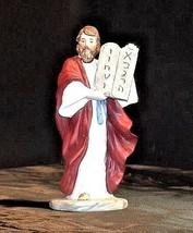 Moses Tablet Figurine Vintage AA18-1002
