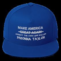 MAKE AMERICA ARREST THE COPS HAT / LEBRON JAMES MAGA HAT / LEBRON MAGA HAT  image 5