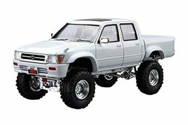1/24 the and sedans LN107 Toyota:Hilux pick up double cab lift up '94 mo... - $38.75