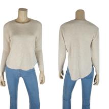 ANN TAYLOR LOFT Ribbed Long Sleeve Soft Sweater w/Hi-Low Hem PXS - $7.92