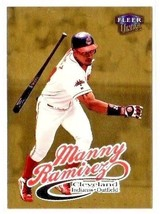 1999 Fleer Ultra Gold Medallion MANNY RAMIREZ parallel  [NrMt-Mint] - $1.00