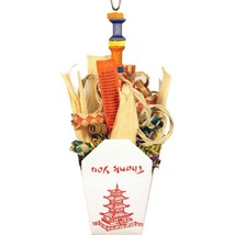 A&e Cage Multi Colored Happy Beaks Chinese Take Out Toy - £25.70 GBP