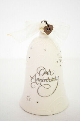Hallmark: Anniversary Celebration - No CHARMS - Porcelain - NO DATE ON BELL
