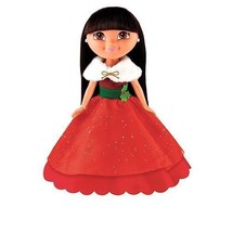 Dora the Explorer Holiday Doll by Fisher-Price NEW IN BOX SEALED - $46.74