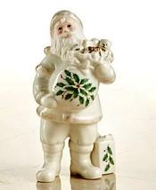 Lenox Collectible Figurine 2011, Santa with Toy Sack NEW - $27.99