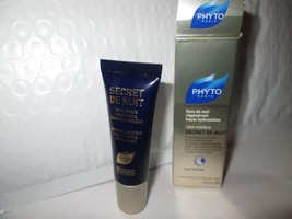 PHYTO Secret De Nuit Intense Hydrating Regenerating Night Cream leave-in .33oz. - $9.59